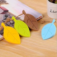 Wholesale kids gates online - Leaf Shape Door Stop Hand Baby Safety Door Gate Card Silicone Doorstop Door Stopper Blocking Protector For Kids OOA4249