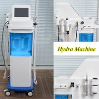 Wholesale Salon Microdermabrasion Equipment - Facial microdermabrasion Hot sale hydra dermabrasion machine water dermabrasion Skin Cleaning rejuvenation free beauty salon equipment