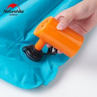 mini travel pillows NZ - Naturehike Electric Inflatable Pump For Outdoor Air Mat Camping Moisture-proof Mattress Travel Pillow Mini Portable Inflatable