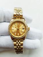 Wholesale ceramic women - relogio Luxury 26MM Lady Ceramic Watches High Quality Quartz Wristwatches For Women Fashion automatic Women Watches