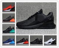 timeless design cdf19 6d561 2018 Nuove scarpe da corsa da uomo di alta qualità Nero bianco Flair 270  Kpu Trainer Sport Da donna suola 27C Sneakers Taglia 36-47
