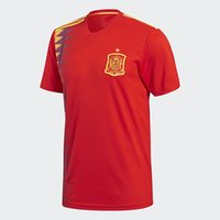Top thailand Quality 2018 World Cup Belgium jerseys Home red KOMPANY DE  BRUYNE LUKAKU E.HAZARD Soccer Jersey 18 19 Belgium football shirt 3e4b3193d