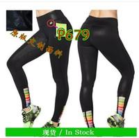 neue revolution großhandel-Neue arrivel Hohe Qualität Frauen Leggings Revolution Perfekte Lange Leggings Abnehmen Frauen hosen boden P679
