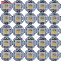 Wholesale Matrix Dc - Wholesale-10~1000pcs SK6812 ( Similar to WS2812B ) RGBW Addressable LED Pixel Chips Matrix on Heat Sink PCB Board for Arduino DIY 5V DC