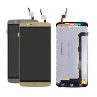 Wholesale P Test - 100% Tested 5.5'' For Elephone P8000 LCD Display with Touch Screen Digitizer panel glass Assembly without frame P 8000 + Tools