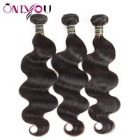 Wholesale hair weave suppliers online - Superior Suppliers a Peruvian Virgin Hair Body Wave Weaves Bundles Top Remy Human Hair Extensions Brazilian Raw Indian Malaysian Hair Wefts