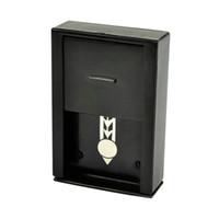 predicción magia al por mayor-Gadget de regalo negro Predicción Reloj Prop Magic Creativo