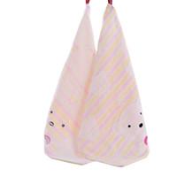 Mutter & Kinder Kleinkind Cartoon Gesicht Hand Bade Handtuch Lätzchen Fütterung Platz Handtücher Taschentuch 100% Baumwolle Gaze Handtuch Neugeborenen Baby Handtücher