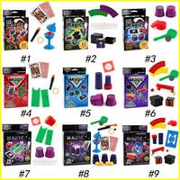 Wholesale poker magic tricks for sale - Group buy 9 Design Magic props Playing Poker Cards Table Game Standard Edition magic prop Fun Entermainment Board Game Kids toys magic tricks
