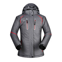 MUTUSNOW Women Ski Jacket Skiing Snowboard Jacket Windproof Waterproof  Super Warm Clothing Female Outdoor Sport Wear Winter Coat 67951b490
