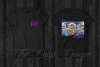 camisa oficial homens venda por atacado-Travis Scott Astroworld Merch 2018 RIP DJ Parafuso Rodeio Logotipo Oficial Camiseta 2018 verão novos homens de algodão T-shirt de manga curta