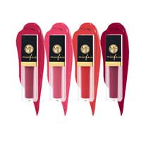 Wholesale wholesale paste lipstick online - Minfei Brand Velvet Lip Gloss Glaze Matte Lipgloss Easy to Wear Liquid Bean Paste Lipstick Colors