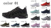 Wholesale Plus Size Shoes Flats - 2018 Hot Sale Plus TN Ultra Pure Boost Sneaker Trainers Shoes Top Quality mens womens Athletic Running Shoes Sports Shoes size 36-45