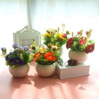 ingrosso piccoli fiori decorativi-Little-Lotus-Silk-Artificial-Flower-Fake-Decorative-Plant-Wedding-Decor Little-Lotus-Silk-Artificial-Flower-Fake-Decorative-Plant-Wedding-