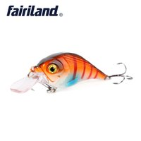 Wholesale minnow floating lure for sale - 1pcs Lifelike Minnow g oz cm in Hard Baits Minnow Fishing Lure colors Float Artificial Crankbait Fishing Wobblers