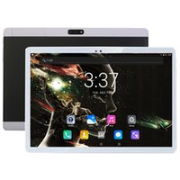 dhl 3g tablet toptan satış-2018 Yeni DHL Ücretsiz 10 inç Tablet PC 3G 4G LTE Octa Çekirdek 4 GB RAM 32 GB ROM Çift SIM Kartları Android 7.0 GPS Tablet PC 10 10.1 + Hediyeler