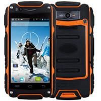 mtk6572 desbloqueo de doble núcleo al por mayor-GuoPhone V8 discovery V8 Desbloqueado SmartPhone 4.0