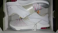 Wholesale Kd Shoes Sale - Hot Sale Kevin Durant VII EP KD7 Basketball Shoes kd 7 VII Aunt Pearl shoes mens KD basketball shoe Wholesale KD Sports Shoes