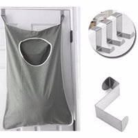 Wholesale High Quality Pocket Doors - Home Storage Bag Wall-Mounted The Large Capacity Of Dirty Clothes Pocket High Quality Durable Oxford Cloth Bag