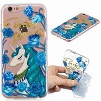 Wholesale dog cell phone cases online – custom For Iphone XR XS MAX X S SE S Relief Soft TPU Case Silicone Flower Dog Elephant Panda Owl Tree Cat Unicorn Cell Phone Skin Covers