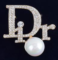 accesorios de mariposas joyas al por mayor-Joyería de moda Rhinestone colorido Mariposa Broches Aleación Esmalte Animal Broche Pin Accesorios de ropa