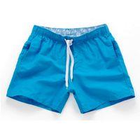 b160944f818f3 Pocket Quick Dry Swimming Shorts For Men Swimwear Man Swimsuit Swim Trunks  Summer Brand Bathing Beach Wear Surf Boxer Briefs Xxl