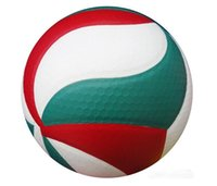 Wholesale volleyball ball for sale - Hot sales New Soft Touch Volleyball ball V5M4500 Size5 match quality Genuine Molten PU Material Volleyball
