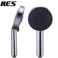 Wholesale wall mounted handheld shower set - KES P501B Bathroom FIVE Setting Handheld Shower Head