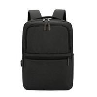 akıllı çanta toptan satış-Sırt çantası USB akıllı şarj su geçirmez omuz çantası iş rahat bilgisayar seyahat çantası koleji öğrenci çantası.
