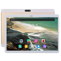 ingrosso ips 3g del pc del ridurre in pani-2018 Il più nuovo DHL Free 10 pollici Tablet PC 4GB RAM 32GB ROM Android 7.0 IPS 1280 * 800 GPS 5.0MP 3G 4G LTE Tablet Phone 10.1