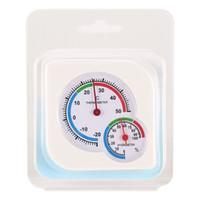 termômetro molhado venda por atacado-Útil Branco Mini Termômetro Para Berçário Casa Do Bebê Quarto Higrômetro Molhado-20 ~ 50 Deg. C Medidor De Temperatura Para Crianças Indoor