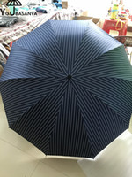 ingrosso grande piegatura ombrello-Moda Parasole Ombrello Pioggia Affari Pieghevole Pieghevole Ombrello Grande Antivento Soleggiato Pioggia Grande All'aperto 10 K Paraguas Donna