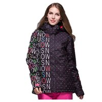 женская зимняя одежда высокого качества оптовых- Women Snowboard Jackets For Winter Warm Mid-thigh Outdoor Sports Clothing High Quality Sport Jacket