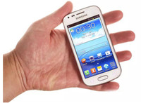 Wholesale s unlock sim resale online - Samsung Galaxy S Duos S7562 Dual Sim phone unlocked G GSM mobile phone WIFI GPS MP GB refurbished phone