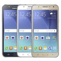 Wholesale dual lcd phone for sale - Group buy Original Refurbished Samsung Galaxy J7 J700F Dual SIM inch LCD Screen Octa Core GB RAM GB ROM MP G LTE Unlocked Phone DHL