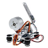 ingrosso dji motori-Videocamera DJI Brushless Mount Gimbal w / Motor Controller per DJI Phantom F450 F550 X525 Hero3