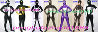 фэнтезийный мужской костюм оптовых-Унисекс Человек-Паук Костюм Наряд Новый 7 Стиль Человек-Паук Костюм Комбинезон Костюмы Фэнтези Человек-Паук Герой Костюмы Костюм Унисекс Супергерой Костюм P167