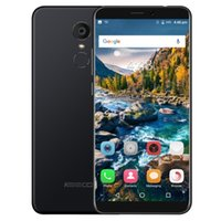 KEECOO P11 4G Smartphone 18: 9 HD + 5,7 Zoll Android 7,0 Quad Core 2 GB RAM 16 GB ROM 8MP Fingerabdruck 3050 mAh