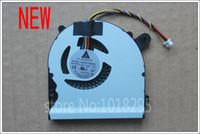 ventiladores de refrigeración asus cpu al por mayor-Nuevo ventilador de refrigeración de la CPU LAPTOP para ASUS S400 S500 S500C S500CA V500C X502 X502C DC