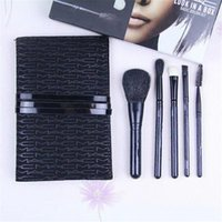 Wholesale Professional Edition - HOTTEST Professional Makeup Brush Look In A Box Advanced Brush Kit Special Edition 5pcs set Free Shipping