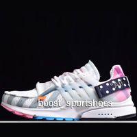 san francisco 06818 ffee8 Nuevo Parra Sock Dart SP Zapatillas para mujer Hombre presto Triple blanco  Multi Black Diseñador de moda Mesh Rainbow Park Sneakers Zapato eur36-45