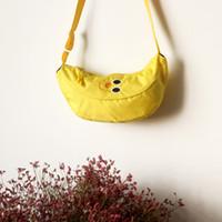 gelbe kuriertasche kinder großhandel-Rated Sheep Cute Girl Kinder Geldbeutel Halter Gelb Banane Beliebte Multifunktions Mode Umhängetasche Kinder Entzückende Tasche
