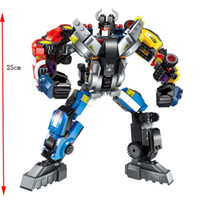oyuncakları bir araya getirmek toptan satış-1 6in monte blokları oyuncaklar, deformasyon uyum, metamorfik robotik bina 1 6, Dönüşüm oyuncaklar çocuk bulmaca oyuncaklar