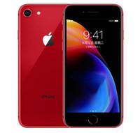 ingrosso nuovo telefono 16-100% nuovo originale Apple iPhone ricondizionato 8 8 plus 4,7 5,5 pollici 256 GB ROM 2 GB di RAM esagono Core 12MP LTE cellulare senza Touch ID