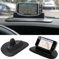 Wholesale dashboard kit for sale - Group buy Car Kit Silicone Mat Mobile Phone Pad Holder Car Kit Multi Functional Dashboard Silicone Anti Slip Mat