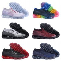 Wholesale Brown List - Wholesale 2018 new listing buffer Running Shoes Men Women New Color Sneakers Weaving Cheap Discount Sports Shoes Size 36-45