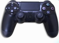 Wholesale Ps4 Consoles - High quality wireless bluetooth Game controller for Playstation 4 PS4 Controller 4 Joystick Gamepads for PS4 Console