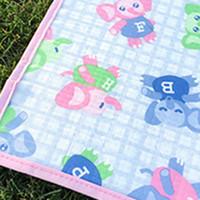 çocuklar piknik pedi toptan satış-Açık Moistureproof Piknik Mat çocuk Oyun Mat dropshipping