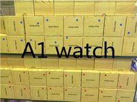 preços do android venda por atacado-A1 smartwatch Relógios inteligentes Baixo Preço Bluetooth Wearable Homens Mulheres Relógio Inteligente Móvel com Câmera para Android Smartphone Smartwatch Camera
