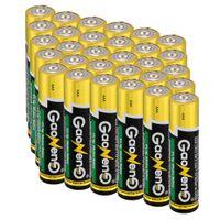 Wholesale General Power Supply - General 30pc Gaoneng AAA Alkaline 1.5v Bulk Batteries Toy Environmental protectio Supply Power General 30pc Gaoneng AAA Alkaline